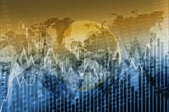 Global Stock Exchange Concept Stock Images