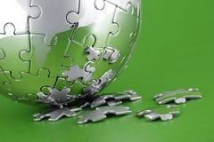 Global strategy Stock Image
