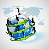 Global Success Royalty Free Stock Image