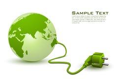 Global technology stock illustration