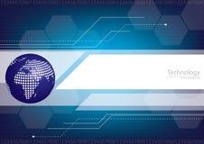 Global Technology Background Stock Photos