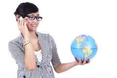Global Telecommunication Stock Images