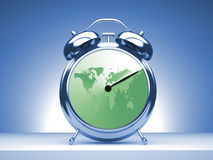 Global Time Royalty Free Stock Photography