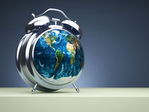 Global Time Stock Image
