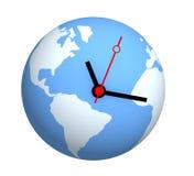 Global time royalty free illustration