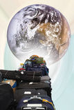 Global travel concept Stock Photography