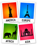 Global travel Stock Images