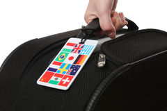 Global Traveler Stock Photo