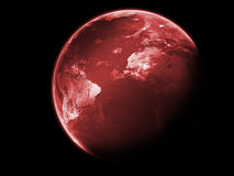 global värme royaltyfri foto