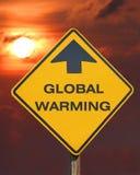 global värme royaltyfri bild