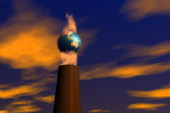 global värme vektor illustrationer