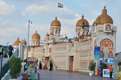Global Village in Dubai, UAE stock photo