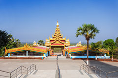 Global Vipassana Pagoda Stock Photos