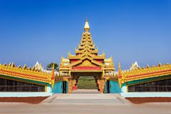 Global Vipassana Pagoda Royalty Free Stock Photography