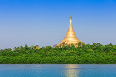 Global Vipassana Pagoda Royalty Free Stock Photo