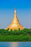 Global Vipassana Pagoda Stock Images