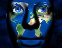 Global vision Royalty Free Stock Photo