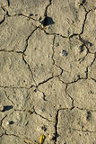 Global warming. It is a dry land to show the effect of Global Warming Stock Image