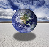 Global warming Royalty Free Stock Photography