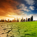 Global Warming Concept Royalty Free Stock Photo