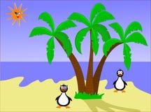 Global Warming illustration Stock Photography