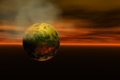 Global Warming2 Stock Images