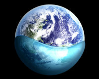 Global water Stock Photography