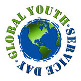 Global Youth Service Day Stock Photography