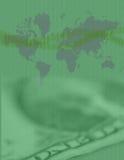 globala internet Royaltyfri Illustrationer