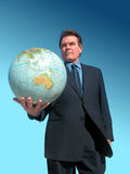 globala marknader royaltyfri bild