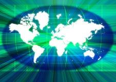 Globale Fotografie Stock Libere da Diritti