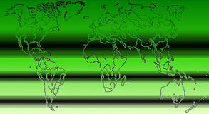 Globale Immagine Stock