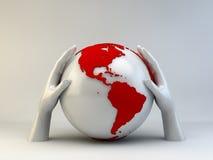 globale Fotografie Stock