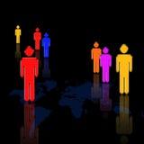 Globale Immagini Stock