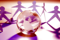 Globale Ausbildung Stockfotos