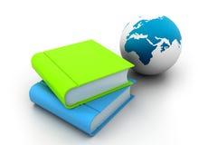 Globale Ausbildung lizenzfreie abbildung