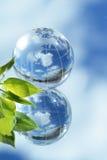 Globale Ecologie Stock Foto's