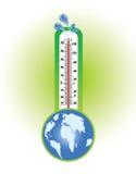 Globale Erwärmung Lizenzfreies Stockbild