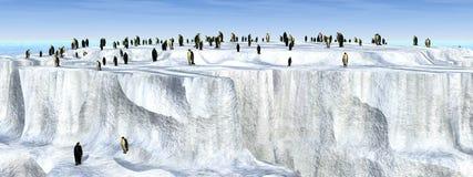 Globale Erwärmung lizenzfreie abbildung