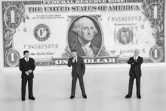 Globale financiën stock foto