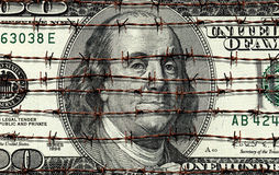 Globale Finanzierung Lizenzfreie Stockbilder
