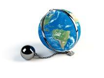 Globale Gefahr Lizenzfreie Stockfotografie