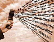 Globale interactie Stock Afbeeldingen