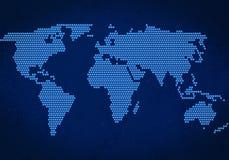Globale interactie Royalty-vrije Stock Afbeelding