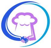 Globale keuken stock illustratie
