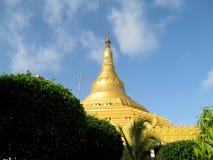 Globale pagode Royalty-vrije Stock Fotografie