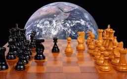 Globale politiek Royalty-vrije Stock Foto