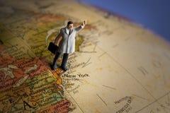 Globale Reise Lizenzfreie Stockfotos
