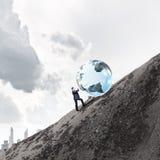 Globale technologieën Royalty-vrije Stock Foto's
