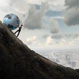 Globale technologieën Stock Fotografie